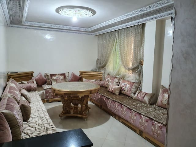 Apartment 7min from Airport