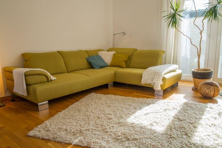 Neu renovierte Wohnung in der Eifel - Pronsfeld - Appartement