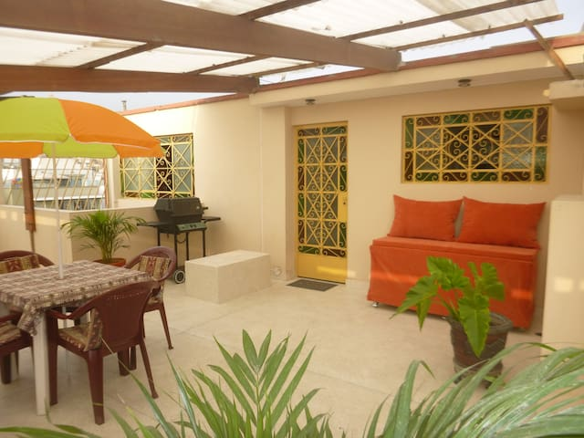 Surco lovely entire Penthouse apartment for you! - Distrito de Lima - Appartement