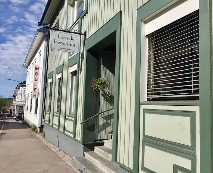 Larvik Sentrum Bygård