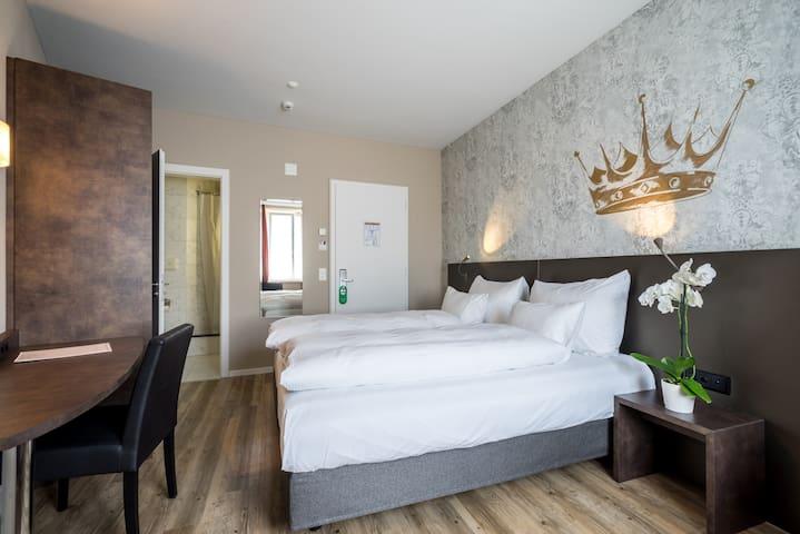 Altstadt Hotel Krone Luzern - Double Room