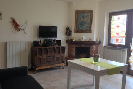 Affitto bilocale vacanze - San Lorenzo di Rovetta - Appartement