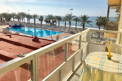 Amazing seafront beach, bed & breakfast experience