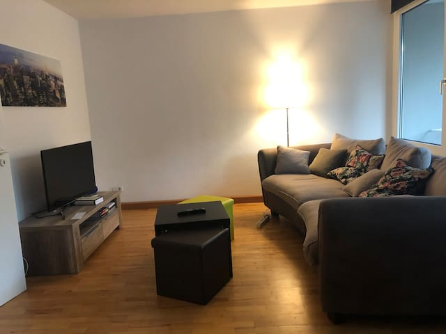 Beautiful 2 Room Apartment in Düsseldorf City