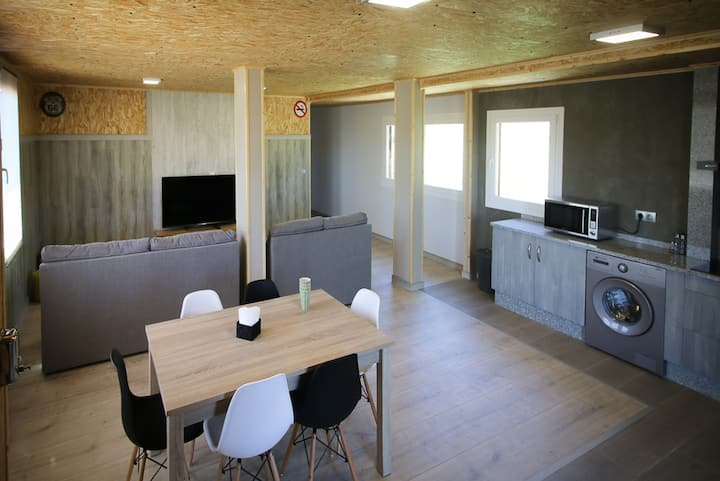 Apartamento 3 habitaciones Celtainer Laberinto