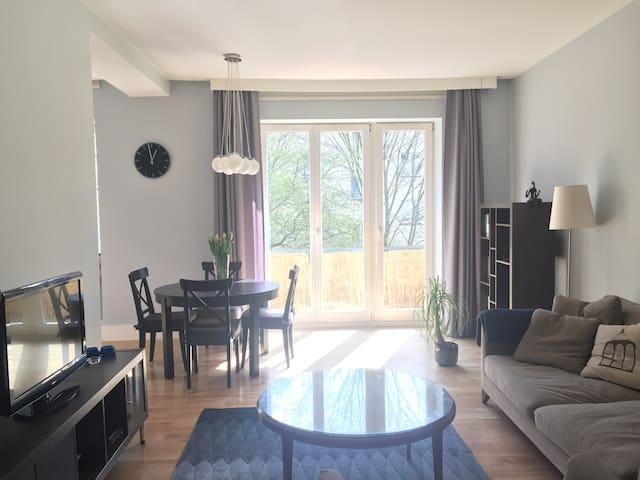 Beautiful sunny appartment/Mokotów - Warszawa - Apartament