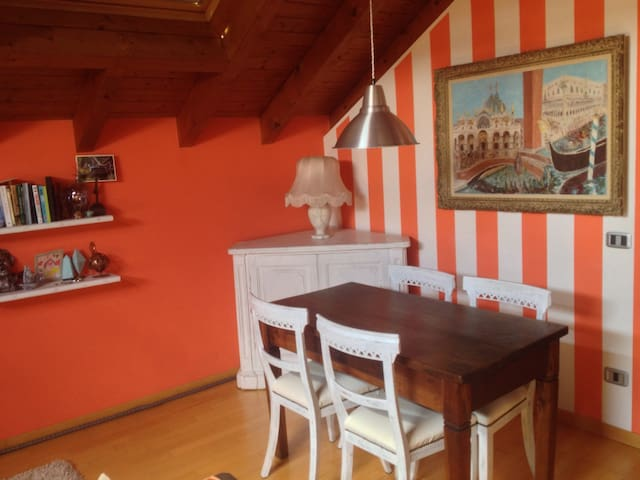 Cosy apartment in a great location - Sesto Calende - Lejlighed