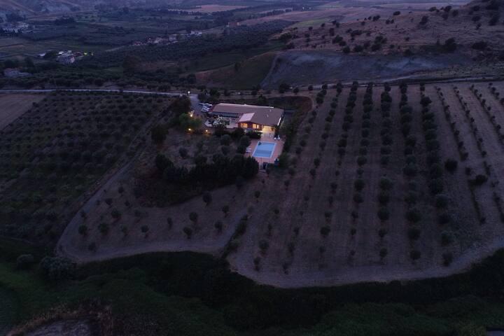 Agriturismo in Calabria mare Ionio