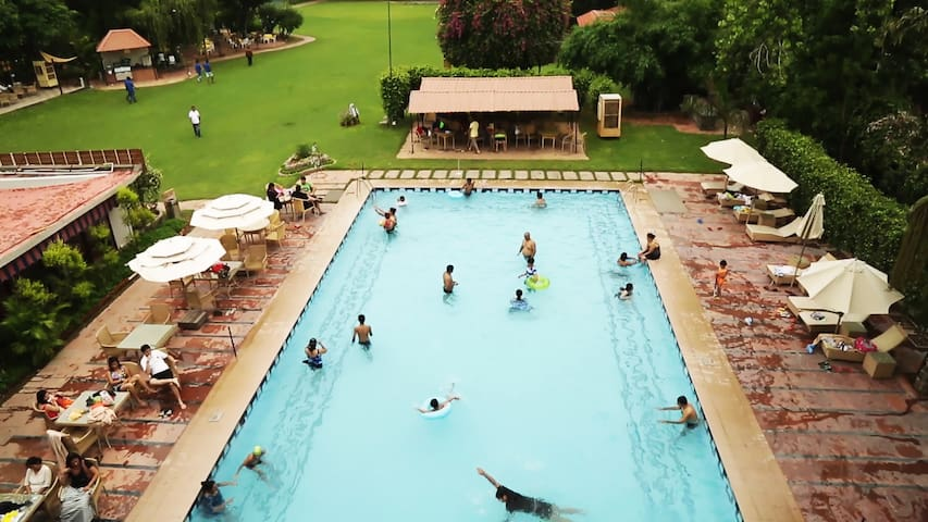 Best Western Resort Country Club - Gurgaon - Diğer