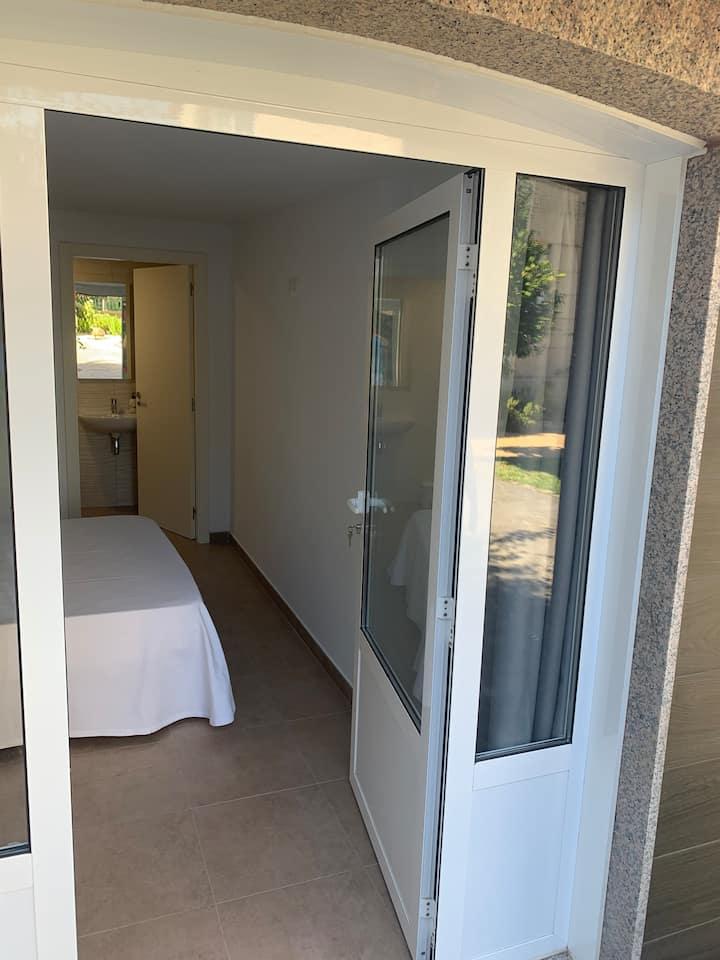 Chan da Vella - Habitaciones