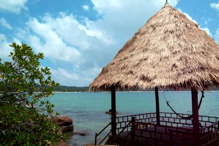 Sea View Bungalow 1 @ Jungle Bay Eco-Lodge