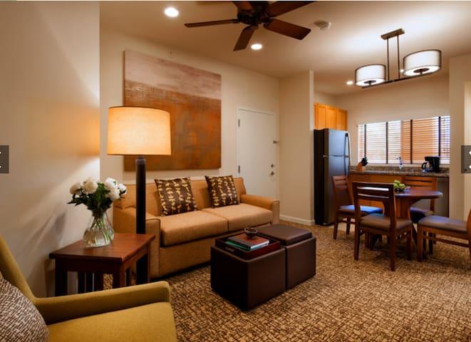 *Coachella Wk 2* 1Bd Villa Westin Mission Hills - Ранчо-Мираж - Тайм-шер
