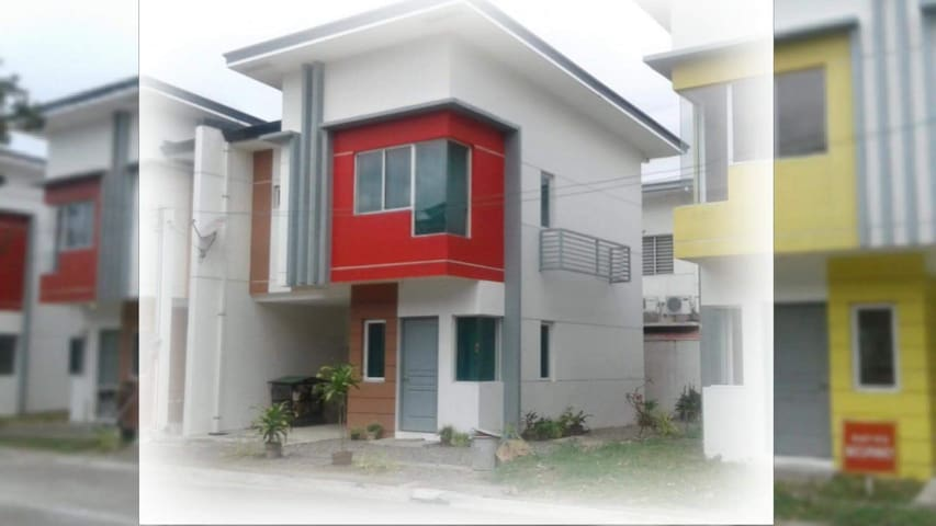 Private Rooms Two-Storey Semi-furnished Apartment