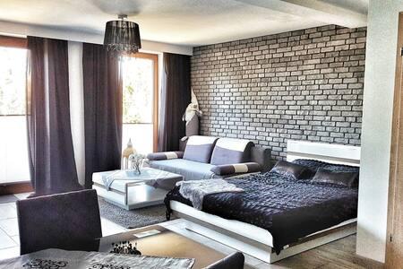 Kaszubskie Zacisze- Apartament Nowoczesny