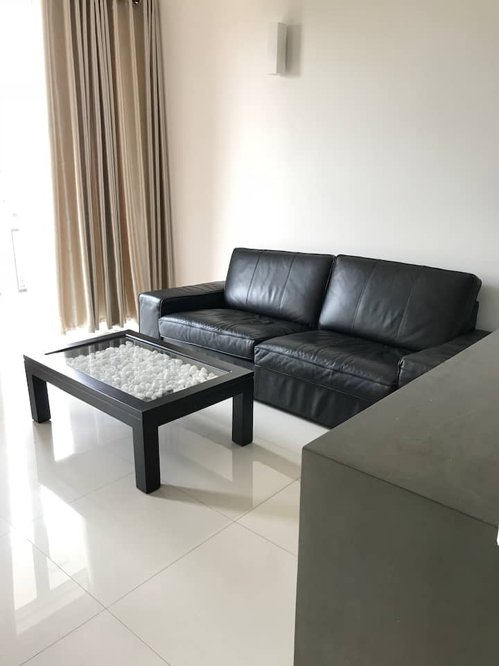 Luxury Two Bedroom Apartment in Colombo Suburbs