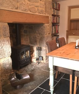 Charming 2-bed cottage in Dartmoor - Casa