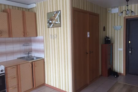 2-х комнатная квартира студия - Zelenograd - อพาร์ทเมนท์