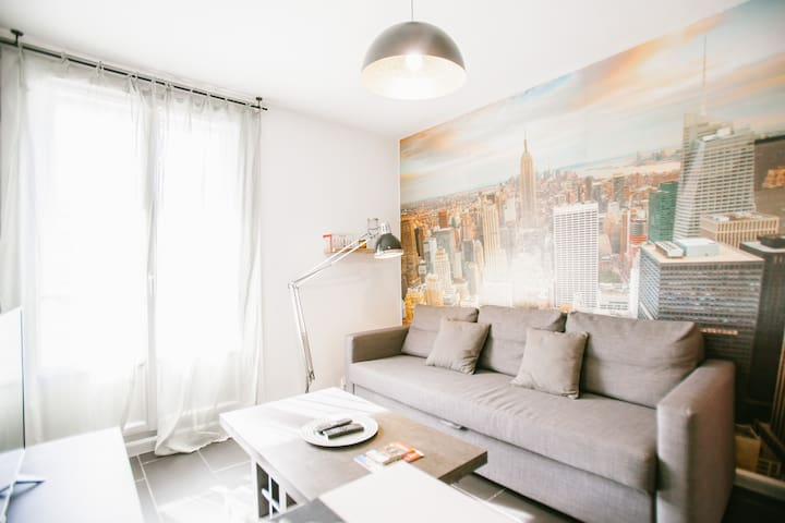 Standing in City Center ★ 2 rooms ★ 6 pers ★ ★ ★