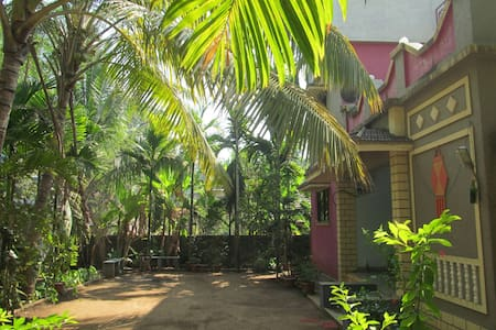 JANKI VILLA,  For real home stay. - Murud Janjira