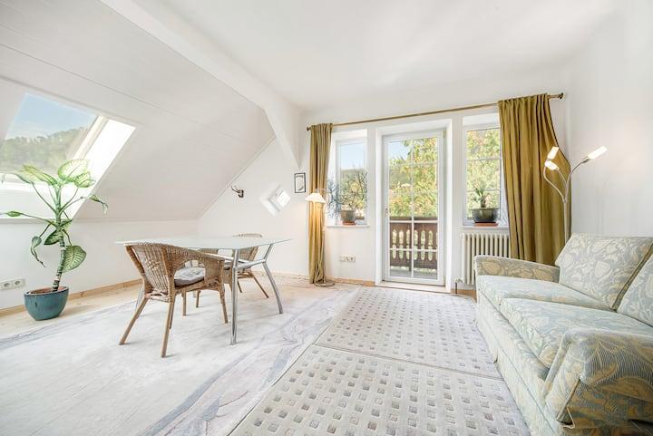 VILLA 1902 Balkon Traumblick Schlaf+gr Wohnzimmer!