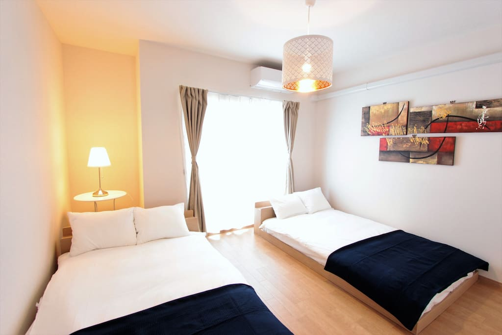 nice bedroom1 好房間一