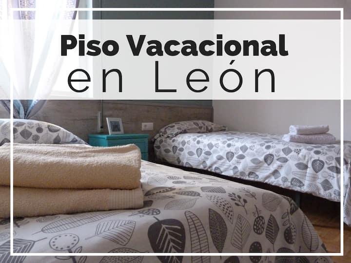 Piso Vacacional en León