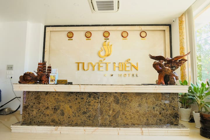 TUYETHIEN HOTEL - NEW ROOMS - REASONABLE PRICE