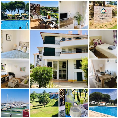 Vila Sol Resort - Beautiful 2 bed apartment