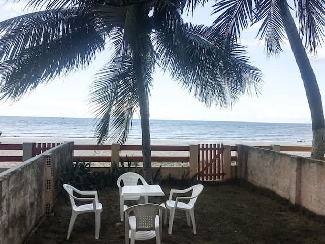 Casa Beira Mar, Pé na Areia!!! - Maragogi