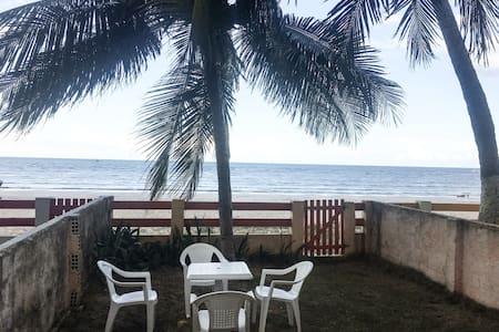 Casa Beira Mar, Pé na Areia!!! - Maragogi - Dom