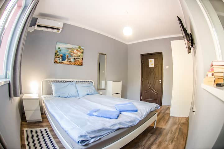 Studio for two in the heart of Plovdiv