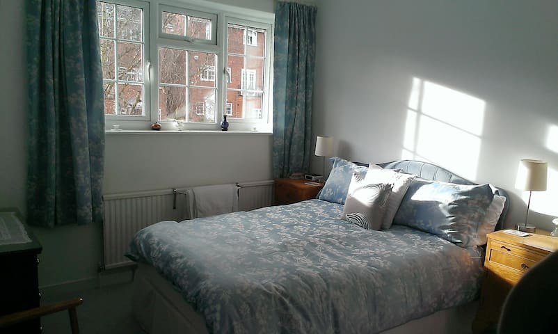 Large double room in family home - Henley-on-Thames