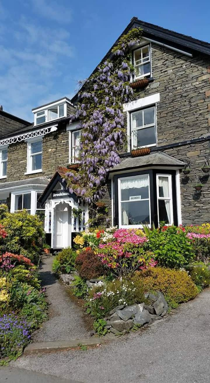 Brooklands Bed & Breakfast Bowness-on-Windermere