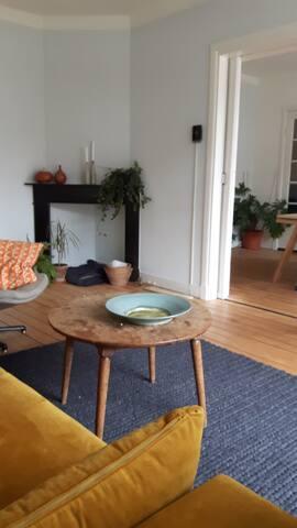 Appartement vlak bij de start van de 4daagse!