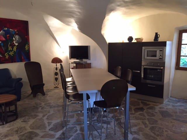 gîte au coeur du village médiéval - Châtillon-en-Diois - House