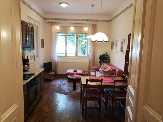 Apartment in the heart of Ljubljana-Best location
