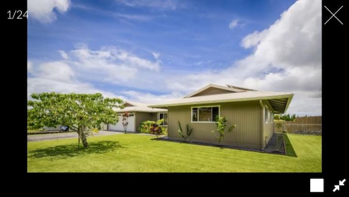 Moku Suite   2 minutes from waterfalls!