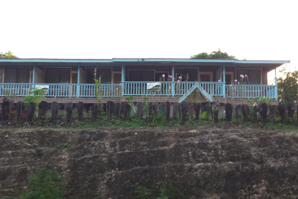 The Hilltop Guest House