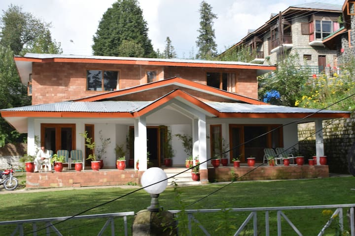 NathiaGali Family Resort
