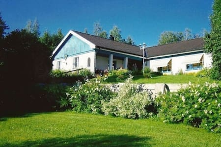 Lovely Villa in North Sweden