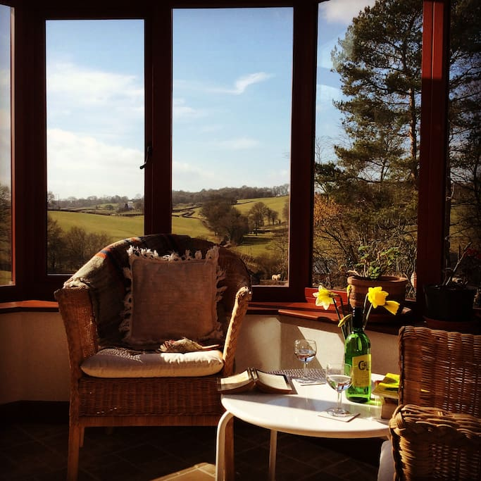 Relax in your own conservatory