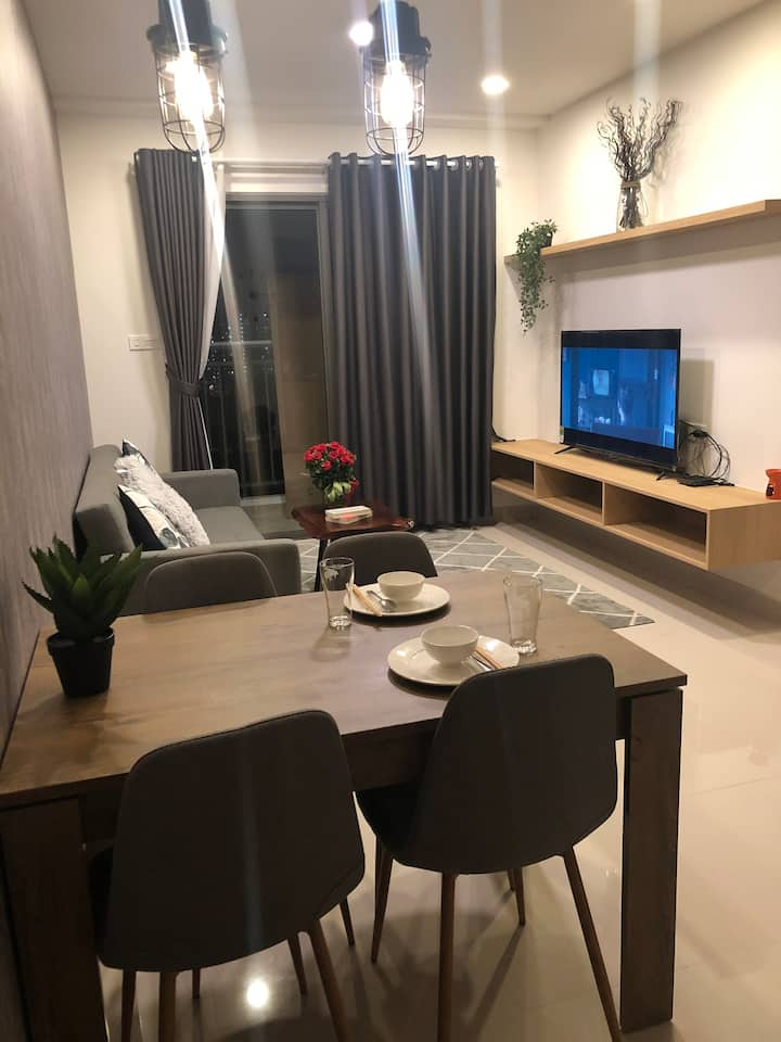 ChrisHome - Private room in D2 - landmark 81 view