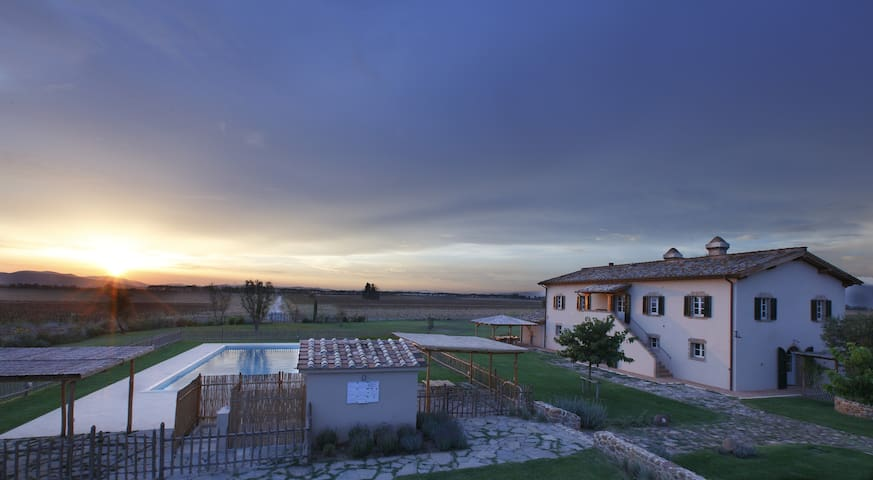Villaflair - Country Villa Terzerie