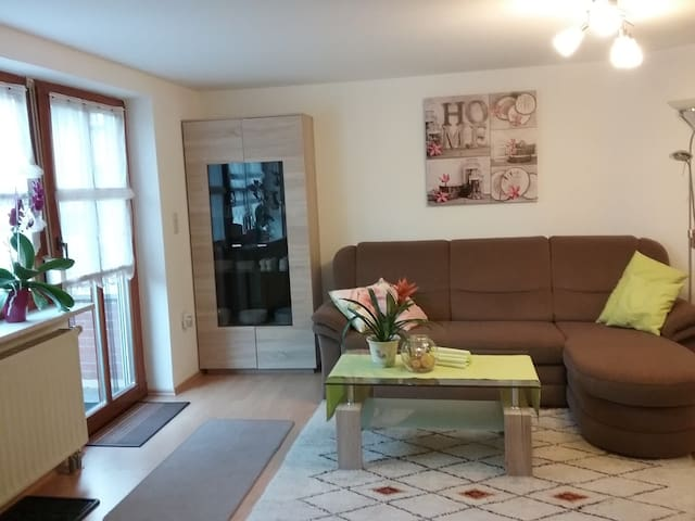 partment perfect for 2 people - Ansbach - Byt