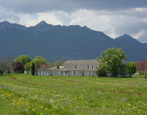 Medieval farm in Provence