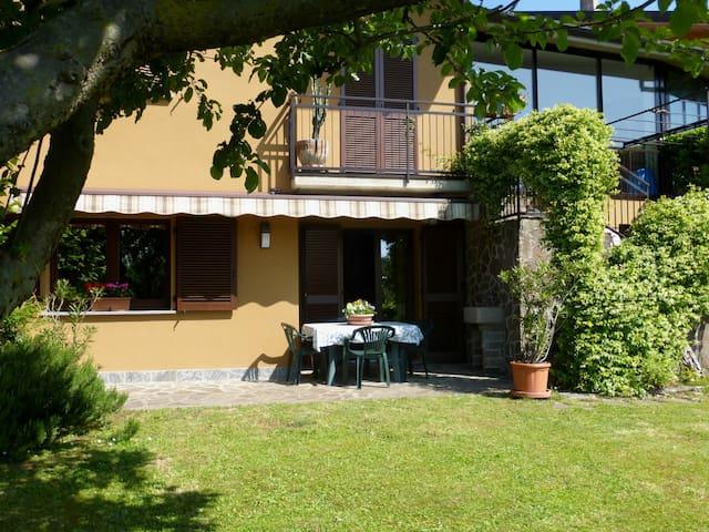 La casa nel parco - Province of Lecco - Huis