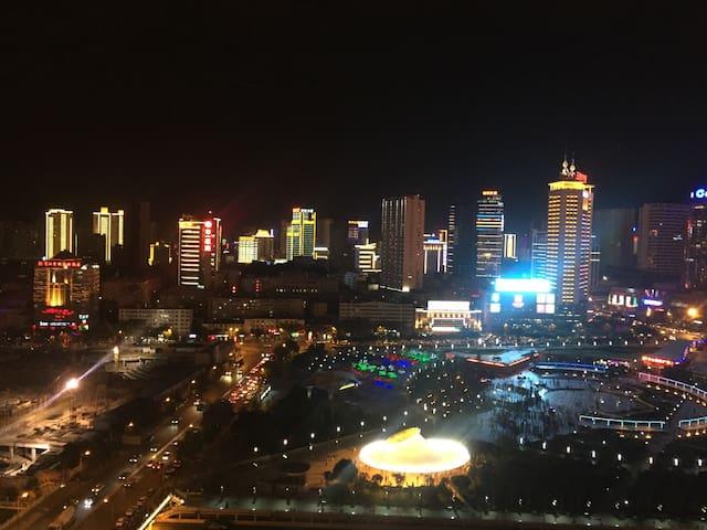 城市最中心 大十字商圈 交通超级便利 - 西宁市 - Appartement