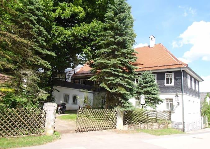 Gutshof Linde - Pressig - Huoneisto