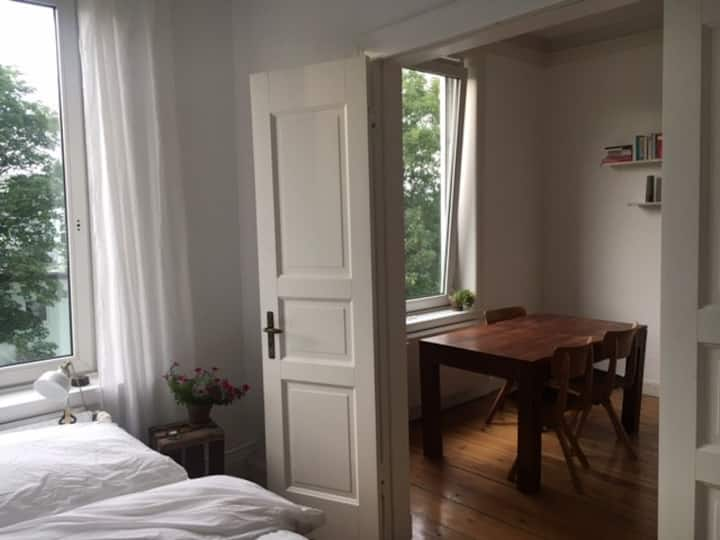 cosy + stylish Apartement in Hamburg, Sternschanze