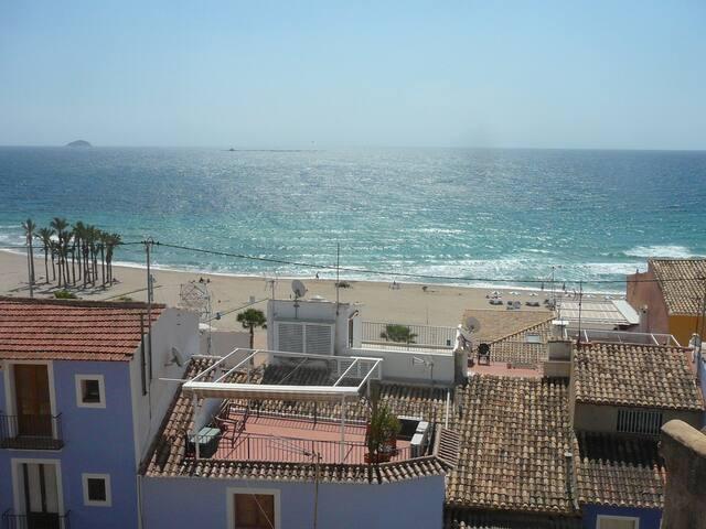 Chez CARMEN - La Vila Joiosa/Villajoyosa - Leilighet